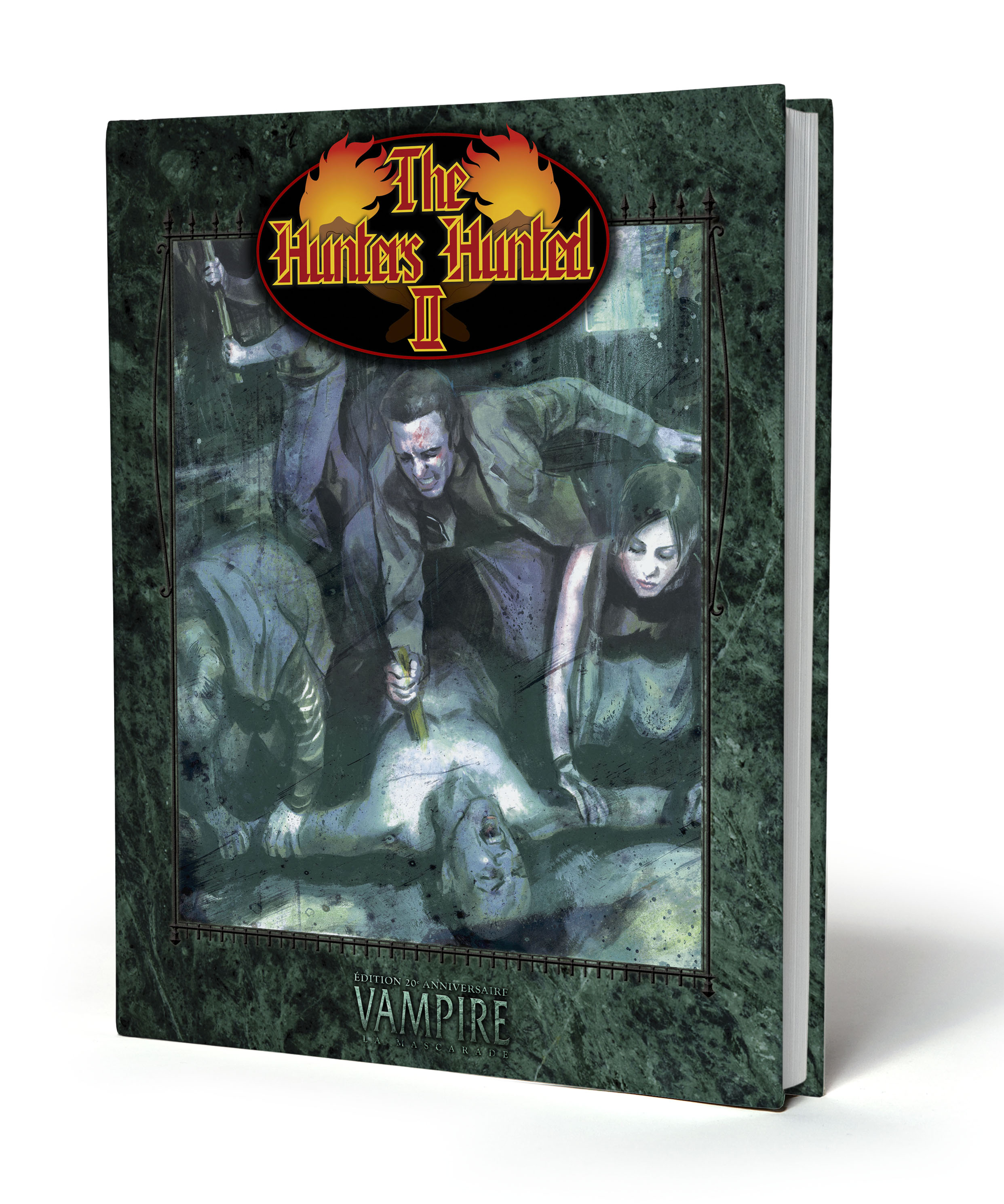 world of darkness pdf the hunters hunted 1992