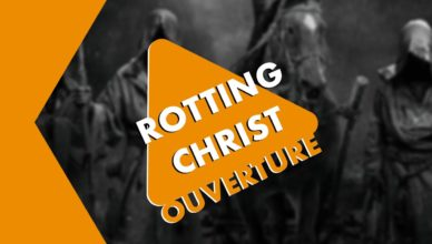Rotting Christ, le jeu de rôle